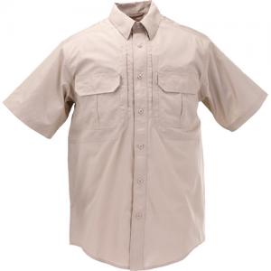 5.11 Tactical Pro Men's Uniform Shirt in TDU Khaki - 5X-Large