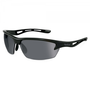 Bolt S(small) Sunglasses Frame: Shiny Black Lens: PC Polarized TNS oleo AF
