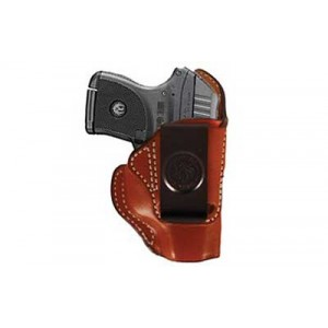 Desantis Gunhide 45 Summer Heat Right-Hand IWB Holster for Kel-Tec P3At/Ruger LCP in Tan Leather - 045TAR7Z0