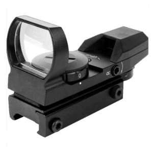 Aim Sports Inc Reflex 1x24x34mm Sight in Black - RT4WF1
