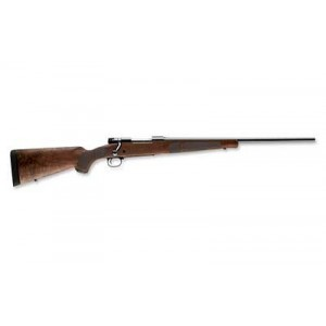 """Winchester 70 .300 Winchester Magnum Featherweight 3-Round 24"""" Bolt Action Rifle in Blued - 535200233"""