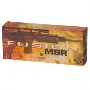 Federal Cartridge Fusion MSR Medium Game .338 Federal Fusion, 185 Grain (20 Rounds) - F338FMSR2