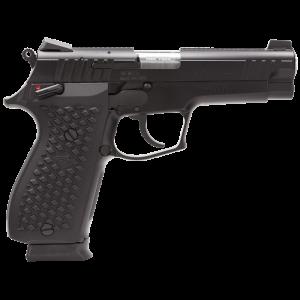 "LionHeart LH9 9mm 15+1 4.1"" Pistol in Aluminum Alloy (Full) - 1009NVKBLK"