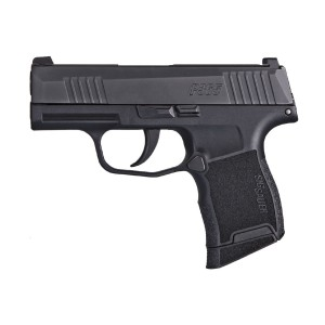 "Sig Sauer P365 9mm 10+1 3"" Pistol in Black Nitron (XRAY3 Night Sights) - 365-9-BXR3"