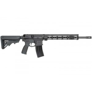 "Midwest Industries SSK12 .223 Remington/5.56 NATO 30-Round 16"" Semi-Automatic Rifle in Black - MI-16MFSSK12"