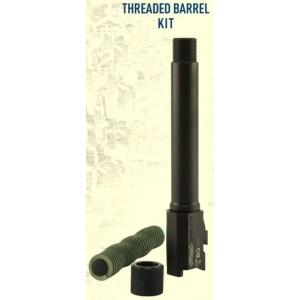 Ppq 9mm 4.6 Threaded Bbl Kit