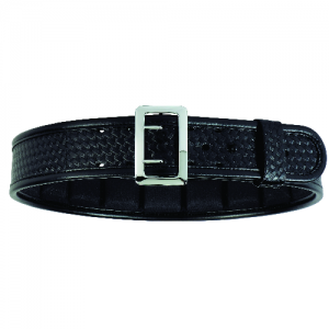 Ergotek Sam Browne Belt Size: 34  - 36  Buckle: Chrome Color: Plain - 22422