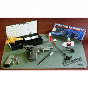 Kleen Bore Police Special 38/357/9MM Caliber Cleaning Kit PS50