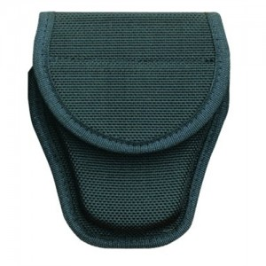 Bianchi Covered Cuff Case Covered in Black Textured Accumold Trilaminate - 17390