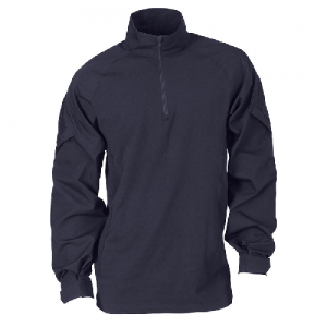 5.11 Tactical Rapid Assault Men's Long Sleeve Shirt in Dark Navy - 2X-Large