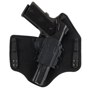 """Galco International KingTuk Right-Hand IWB Holster for Ruger LCP in Black (1.75"""") - KT436B"""