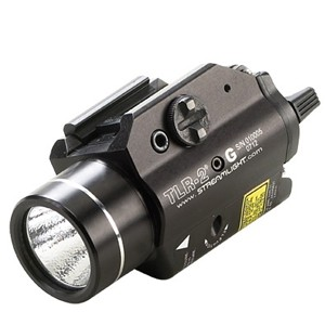 Stl 69250 TLR2G WeaponLight/Grn Laser 200 Lumens C4 Led