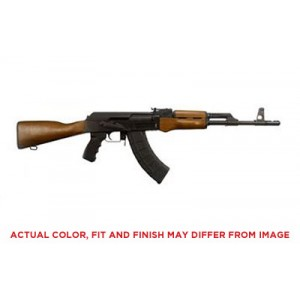 """Century Arms C39v2 7.62X39 10-Round 16.5"""" Semi-Automatic Rifle in Brown - RI2245CA-N"""