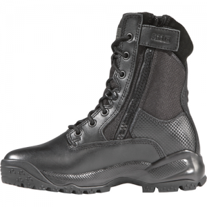 Women's ATAC 8  Boot with Side Zip Color: Black Shoe Size (US): 10 Width: Regular