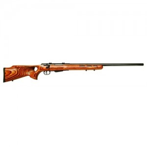 """Savage Arms 25 Lightweight Varminter-T .204 Ruger 4-Round 24"""" Bolt Action Rifle in Blued - 18529"""