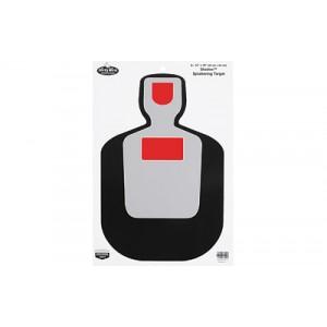 Birchwood Casey Dirty Bird Target, Bc-19 Silhouette, 12x18, 8 Targets 35717