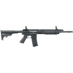 """Ruger SR 556 Standard .223 Remington/5.56 NATO 30-Round 16"""" Semi-Automatic Rifle in Black - 5902"""