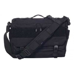 5.11 Tactical Lima Class Rush Delivery Bag Waterproof Delivery Bag in Black - 56177