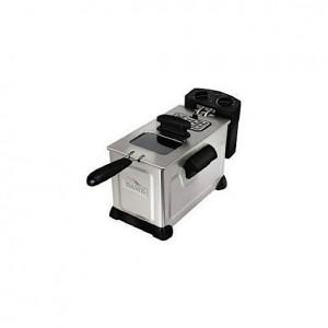 Foodsaver/Jarden Comsumer Game Fryer 3.7 Liter Immerson Silver CKSTGMDFZM37