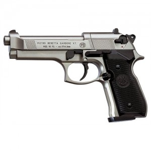 RWS 2253001 92 Pistol 4 Piece .177 Nickel