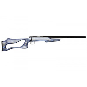"CZ 455 Varmint Evolution .22 Long Rifle 5-Round 20.5"" Bolt Action Rifle in Blued - 2145"