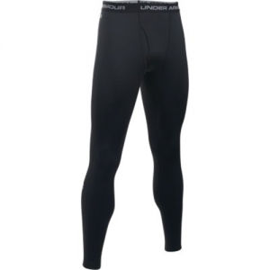 Under Armour Base 2.0 Men's Compression Pants in Black - Small