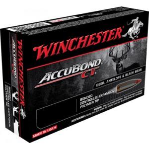 Winchester Supreme .25 Winchester Super Short Magnum AccuBond CT, 110 Grain (20 Rounds) - S25WSSCT