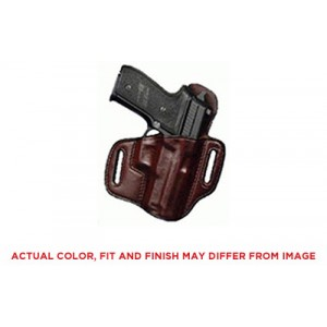 Don Hume H721ot Holster, Fits S&w M&p Shield, Left Hand, Black Leather J335835l - J335835L