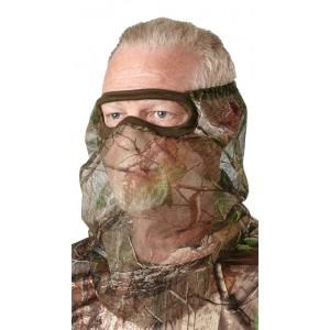 Hunters Specialties Flex Form II 3/4 Net Mask Realtree Xtra Green One Size