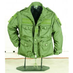 Voodoo Tactical 1 Field Men's Full Zip Jacket in OD Green - X-Large