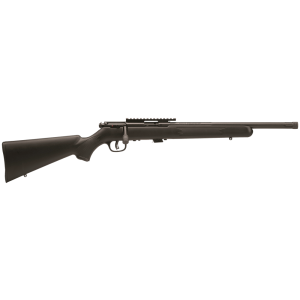 "Savage Arms 93 Magnum FV-SR .22 Winchester Magnum 5-Round 16.5"" Bolt Action Rifle in Black - 93207"
