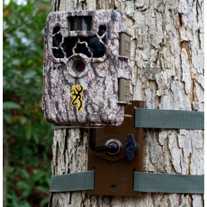 Browning Trail Cameras TM Tree Mount Trail Camera Brown Green