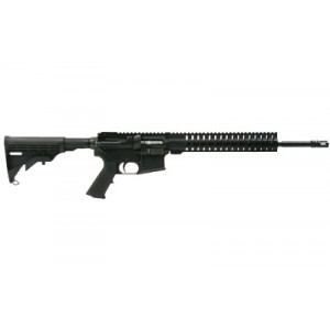 "CMMG MK4 Target AR-15 .22 Long Rifle 25-Round 16"" Semi-Automatic Rifle in Black - 22A7C99"
