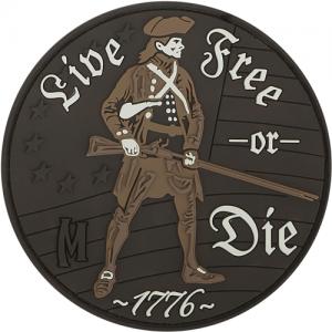 LIVE FREE OR DIE (Arid)