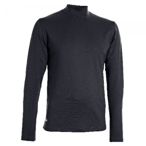 Under Armour Coldgear Infrared Men's Long Sleeve Compression Tee in Dark Navy Blue - Small