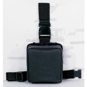 Drop Leg First Aid Pouch Color: Black