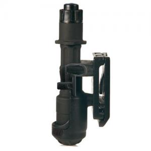 Blackhawk CF Flashlight Holder W/ Mod-U-Lok Attachment in Black - 75GH00BK