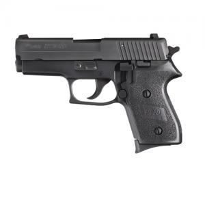"Sig Sauer P220 Compact SAS Gen2 .45 ACP 6+1 3.9"" Pistol in Black Nitron (SIGLITE Night Sights) - 220CO45SAS2B"