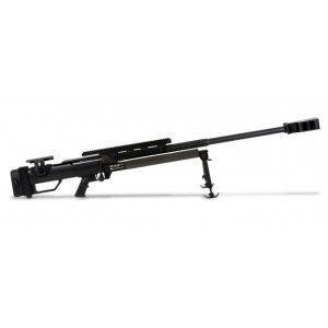"""Steyr Arms HS50 .50 BMG 5-Round 24"""" Bolt Action Rifle in Black - 61.050.1"""