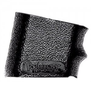 Pachmayr Slip-On Grips w/Finger Grooves For Small Autos 05110