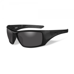 Wiley X - Nash Glasses Lens Color / Frame Color: Smoke Grey / Matte Black