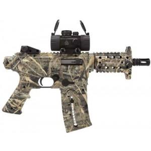 "Mossberg 715P .22 Long Rifle 25+1 6"" AR Pistol in Blued (Duck Commander) - 37237"
