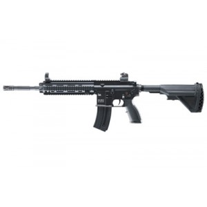 """Walther USA 416D .22 Long Rifle 10-Round 16.1"""" Semi-Automatic Rifle in Black - 578030110"""