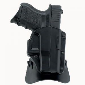 "Galco International M4X Matrix Right-Hand Paddle Holster for Smith & Wesson M&P in Black (5"") - M4X472"