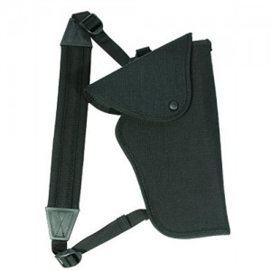 BlackHawk Bandolier Scoped Shoulder Holsters For Medium & Large Revolvers 40SB03BKR