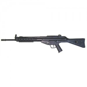 "PTR91 Model 91 .308 Winchester 20-Round 16"" Semi-Automatic Rifle in Black - 915210"