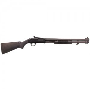 "Mossberg 590 Special Purpose .12 Gauge (3"") 7-Round Pump Action Shotgun with 20"" Barrel - 51663"