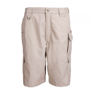 5.11 Tactical Pro Men's Training Shorts in TDU Khaki - 38