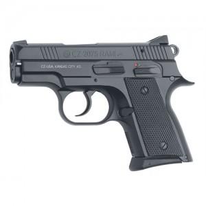 """CZ 2075 Rami .40 S&W 8+1 3"""" Pistol in Matte Black - 1751"""