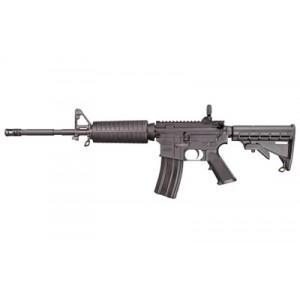 "Windham Weaponry MPC-LH .223 Remington/5.56 NATO 30-Round 16"" Semi-Automatic Rifle in Black - R16M4LHRFT"